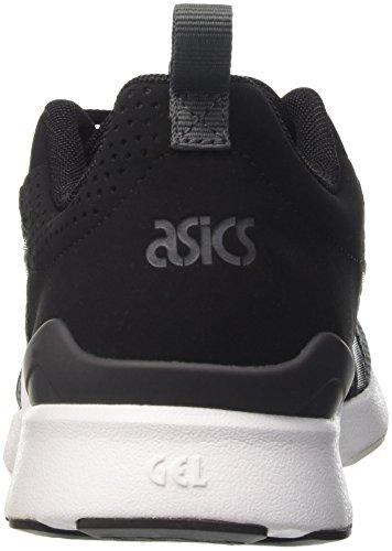 Asics Unisex-Erwachsene Gel-Lyte Runner Sneakers, Schwarz - 3