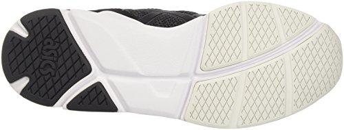 Asics Unisex-Erwachsene Gel-Lyte Runner Sneakers, Schwarz - 4