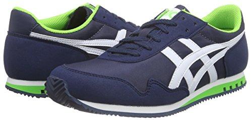 Asics Sumiyaka Gs, Unisex-Erwachsene Sneakers, Blau - 5