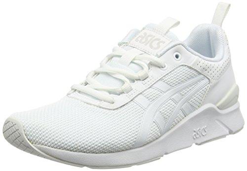 Asics Unisex-Erwachsene Gel-Lyte Runner Sneakers, Weiß