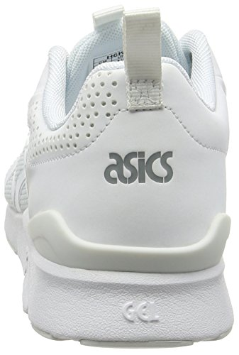 Asics Unisex-Erwachsene Gel-Lyte Runner Sneakers, Weiß - 3