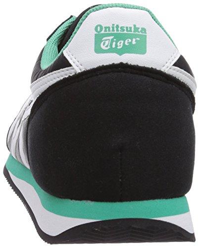 Onitsuka Tiger Sakurada Unisex-Erwachsene Sneaker, Schwarz - 2