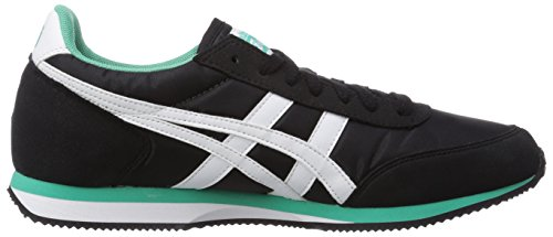 Onitsuka Tiger Sakurada Unisex-Erwachsene Sneaker, Schwarz - 6