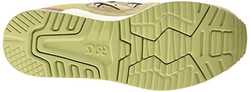 ASICS Gel-lyte Iii, Unisex-Erwachsene Sneakers, Braun - 3