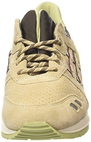 ASICS Gel-lyte Iii, Unisex-Erwachsene Sneakers, Braun - 4