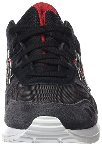 Asics Unisex-Erwachsene Gel-Lyte Iii Sneakers, Schwarz - 4
