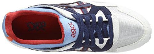 Asics Gel-lyte V Gs, Unisex-Erwachsene Sneakers, Grau - 2