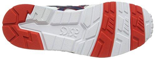 Asics Gel-lyte V Gs, Unisex-Erwachsene Sneakers, Grau - 6