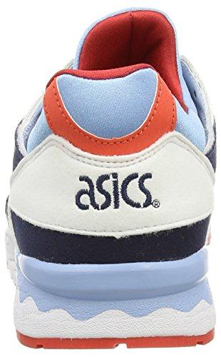 Asics Gel-lyte V Gs, Unisex-Erwachsene Sneakers, Grau - 3