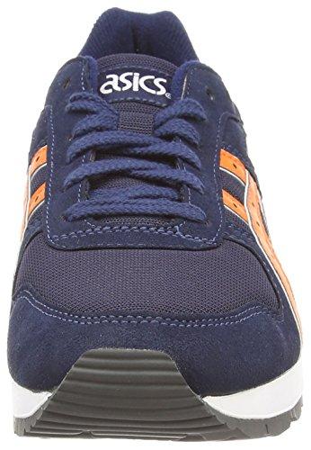 Asics Gt-ii, Unisex-Erwachsene Sneakers, Blau - 3