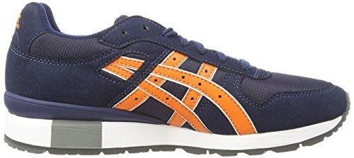 Asics Gt-ii, Unisex-Erwachsene Sneakers, Blau - 5