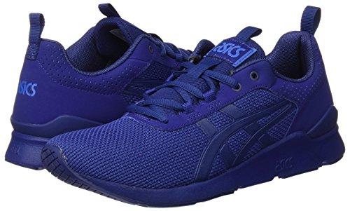 Asics Unisex-Erwachsene Gel-Lyte Runner Sneakers, Blau - 5