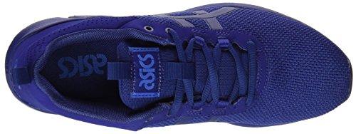 Asics Unisex-Erwachsene Gel-Lyte Runner Sneakers, Blau - 7
