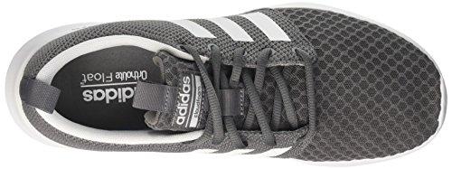 adidas Herren Cloudfoam Swift Racer Laufschuhe, Grau (Grey Four/Core Black/Footwear White 0), 46 EU - 7