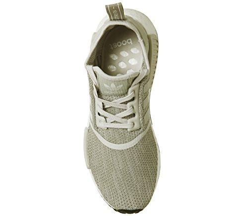 adidas Originals NMD_R1 Unisex-Sneaker B76079 Sesame - 2