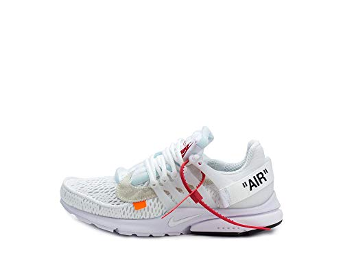 Nike Air Presto x Off White – White/Black Trainer - 2