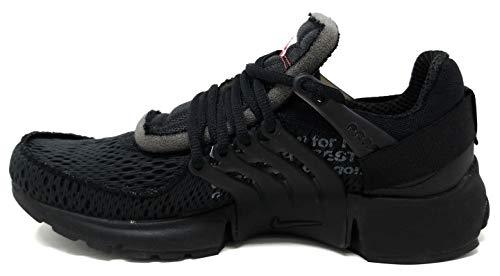 Nike Air Presto x Off White – Black/White-Cone - 2