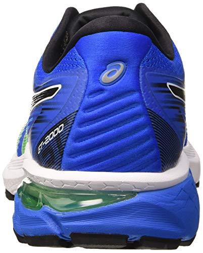 Asics Mens 1011A690-003  Trail Running Shoe, blue, 44 EU - 3