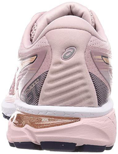 ASICS Damen Gt-2000 8 Running Shoe, Watershed Rose/Rose Gold, 39 EU - 3
