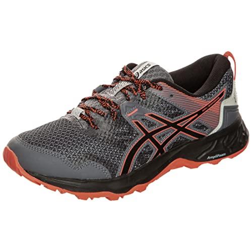 Asics Damen Gel-Sonoma 5 Running Shoe, Metropolis/Black, 40.5 EU
