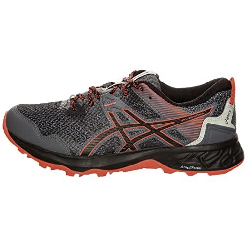 Asics Damen Gel-Sonoma 5 Running Shoe, Metropolis/Black, 40.5 EU - 5