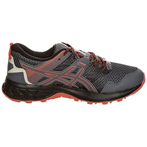 Asics Damen Gel-Sonoma 5 Running Shoe, Metropolis/Black, 40.5 EU - 6
