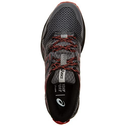 Asics Damen Gel-Sonoma 5 Running Shoe, Metropolis/Black, 40.5 EU - 7