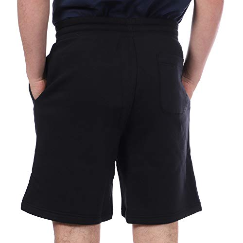 Converse Star Chevron EMB Short Black – Herren-Shorts, schwarz (schwarz) - 2